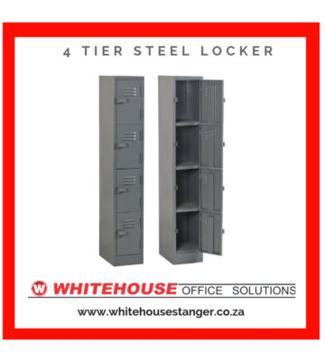 four-tier-steel-locker